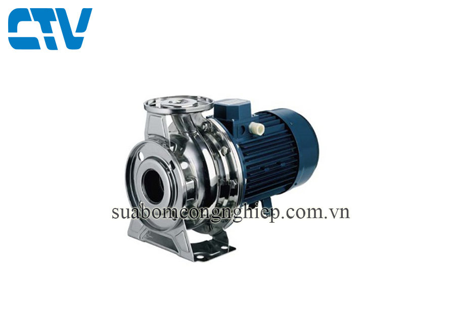 Máy bơm công nghiệp đầu Inox Stac NX 32/400T