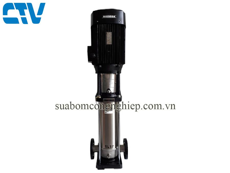 Máy bơm nước, máy bơm trục đứng Shimge BL 12 - 12