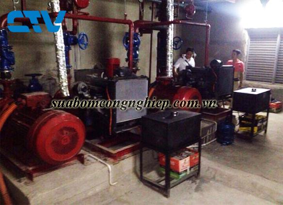 Địa chỉ bảo dưỡng hệ thống máy bơm giải nhiệt Chiller tối ưu cho bạn lựa chọn