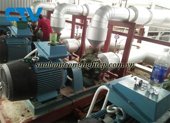 Cung cấp Dịch vụ bảo dưỡng máy bơm nước hệ thống Chiller trên cả nước