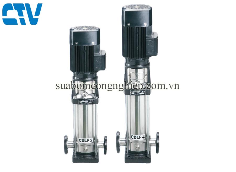 Máy bơm nước, Máy bơm trục đứng CNP CDLF 4 - 12
