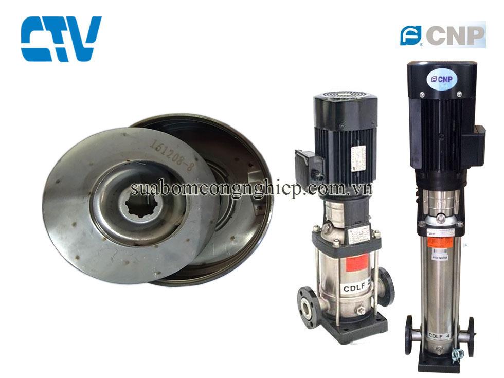 Cánh bơm nước, cánh bơm trục đứng CNP model CDLF 16-14, 15kw