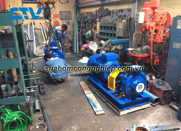 Địa chỉ sửa máy bơm nước giá tốt tại Hà Nội