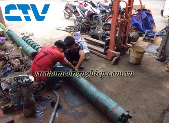 Dịch vụ sửa máy bơm chìm hỏa tiễn uy tín nhất tại Hà Nội bạn biết chưa????