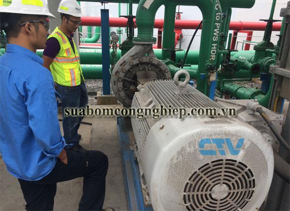 Dịch vụ sửa máy bơm công nghiệp chuyên nghiệp, linh động cho mọi khách hàng