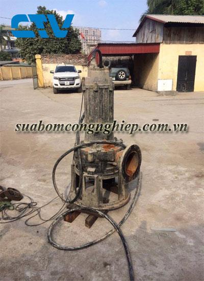 Dịch vụ sửa máy bơm nước thải tại Hà Nội