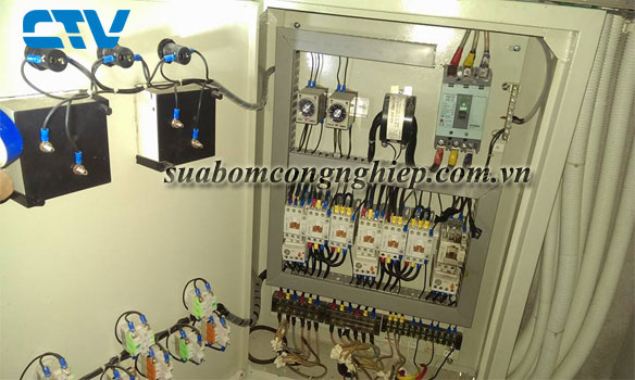 Dịch vụ thiết kế tủ điện hệ thống tăng áp cho khách hàng trên toàn quốc