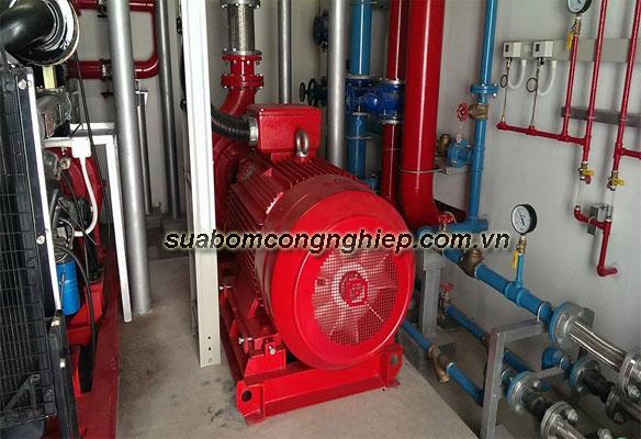 Nguyên lý hoạt động của các biến tần cho các hệ thống máy bơm nước