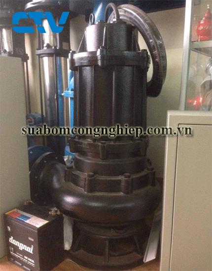 Hướng dẫn lắp đặt máy bơm nước thải EBara