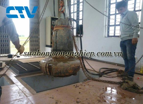 Thi công lắp đặt hệ thống máy bơm nước trên toàn quốc