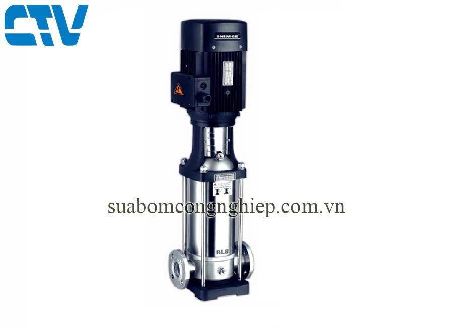 Máy bơm nước, máy bơm trục đứng Shimge BL 8 - 18