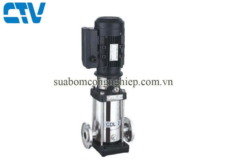 Máy bơm nước, máy bơm trục đứng CNP CDL 2 - 18