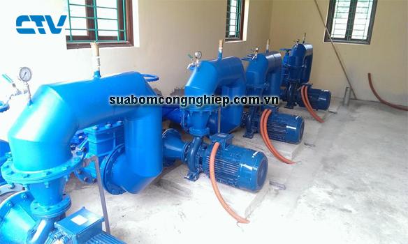 Một số lưu ý để sử dụng máy bơm công nghiệp tiết kiệm điện