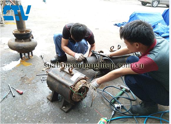 Nguyên nhân và cách sửa chữa khi máy bơm nước bị cháy