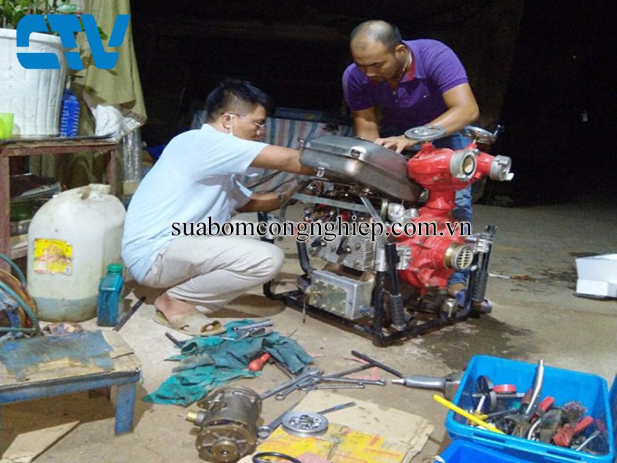 Các sự cố thường gặp ở máy bơm xăng Tohatsu và biện pháp xử lý nhanh chóng, an toàn