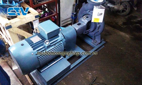 Sửa máy bơm công nghiệp Ebara