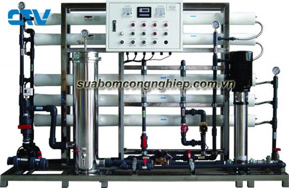 Sửa máy bơm hệ thống lọc nước RO nhanh chóng, giá rẻ tại Hà Nội
