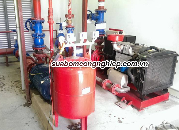 Sửa máy bơm nước ở đâu tốt nhất tại Hà Nội