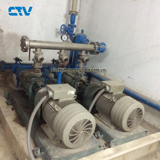 Sửa máy bơm nước tại nhà uy tín tại Hà Nội