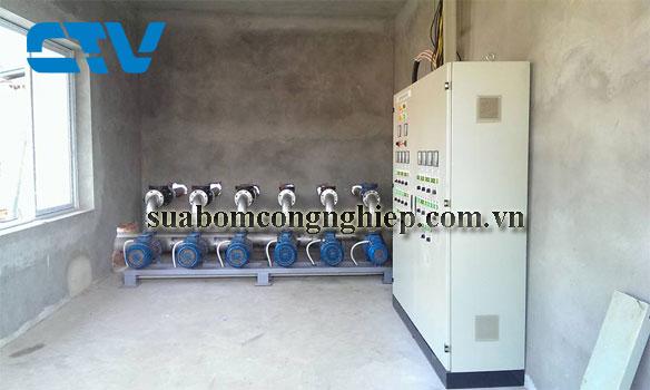 Thiết kế tủ điện hệ thống máy bơm nước uy tín tại Hà Nội