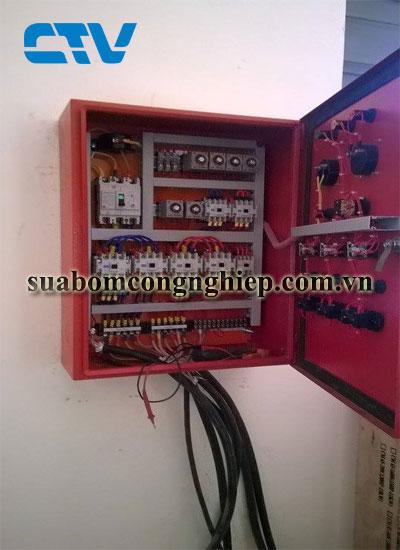 Thiết kế tủ điện hệ thống Phòng cháy chữa cháy nhanh chóng tại Hà Nội
