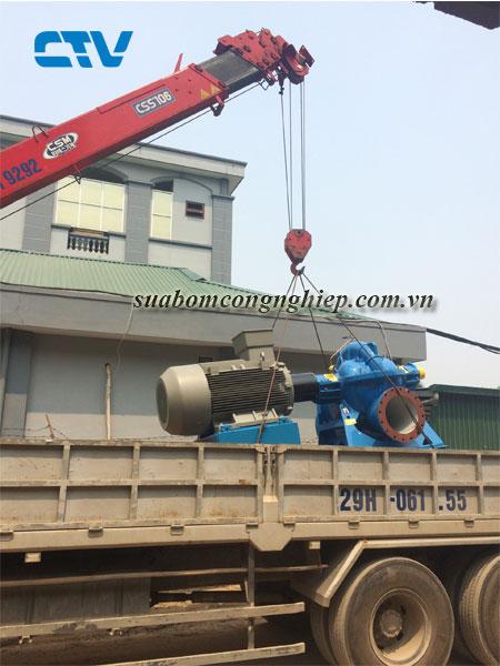 Tổng hợp các lỗi thường mắc phải của máy bơm công nghiệp và cách sửa chữa