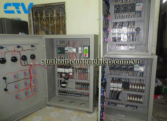 Trung tâm cung cấp tủ điện cho hệ thống xử lý nước thải giá rẻ tại Hà Nội