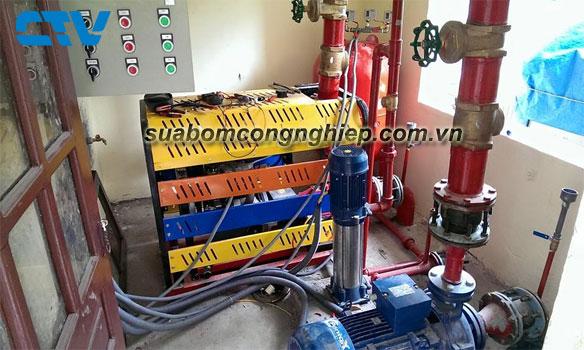 Trung tâm sửa máy bơm nước uy tín nhất tại Hà Nội