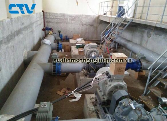 Vì sao nên sửa chữa máy bơm công nghiệp ở Cường Thịnh Vương