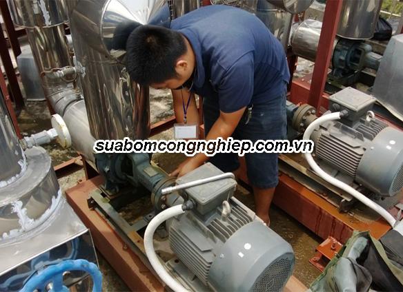 trung tâm sửa máy bơm công nghiệp tại bắc ninh