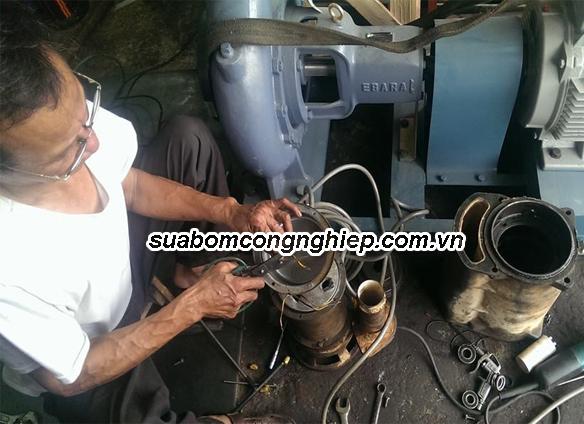 thợ sửa máy bơm công nghiệp linh động tại hà nội