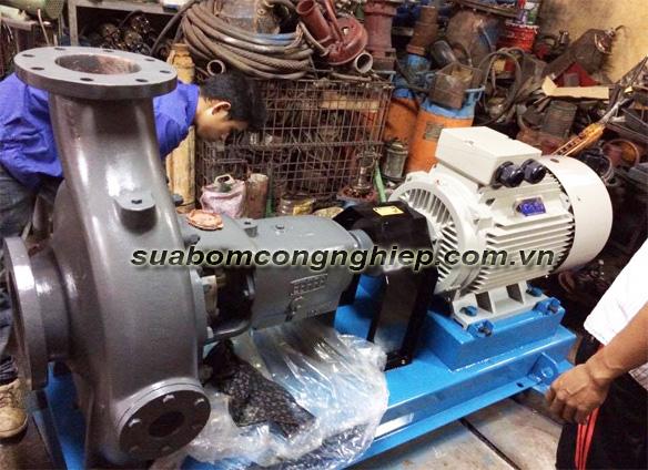 thợ sửa máy bơm công nghiệp ebara chuyên nghiệp, linh động tại phía bắc