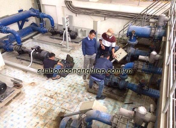 lắp đặt hệ thống máy bơm cấp nước sinh hoạt chuyên nghiệp, giá rẻ